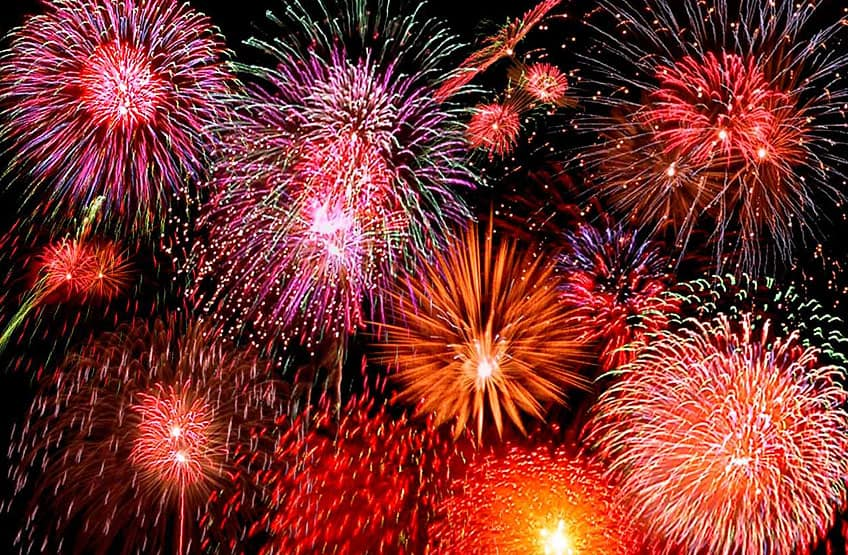 Pets are scared of fireworks, calder vets