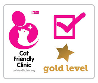 gold level cat friendly clinic