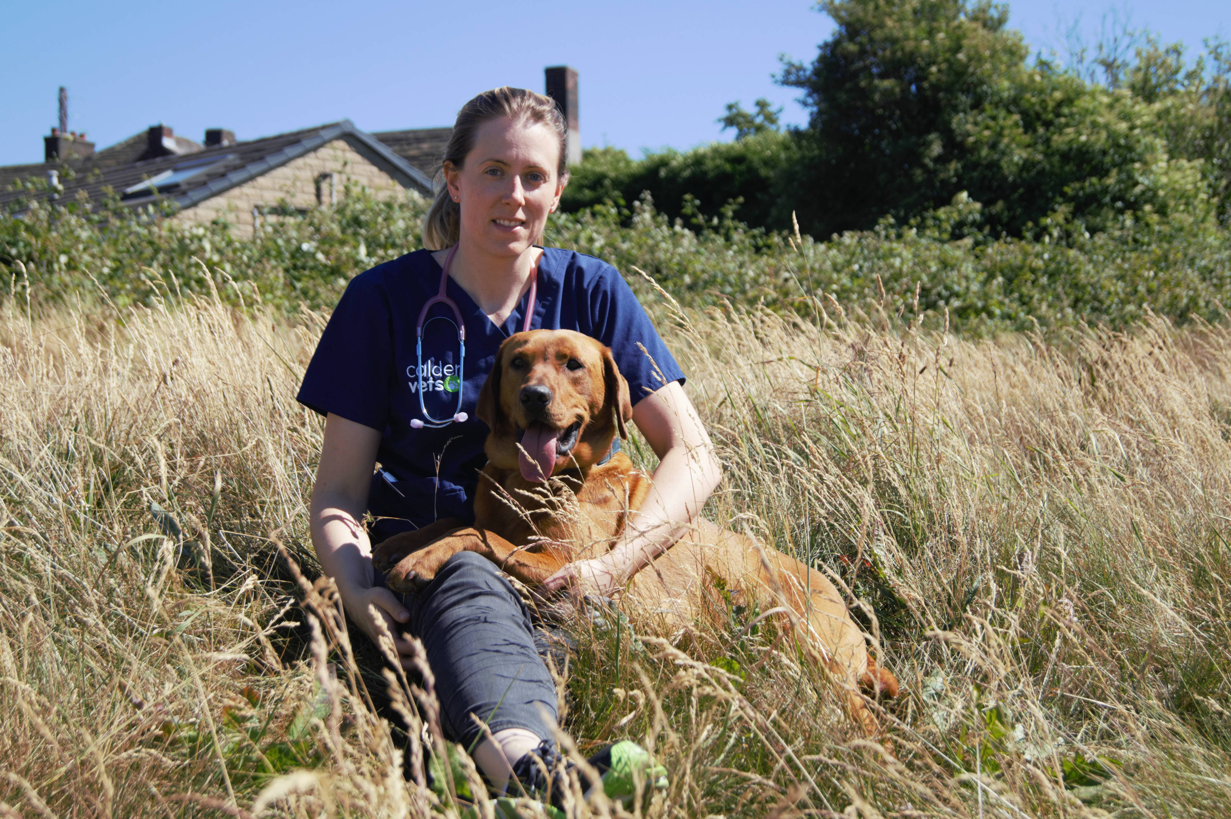 Gemma Kilby is advising pet owners about the heatwave