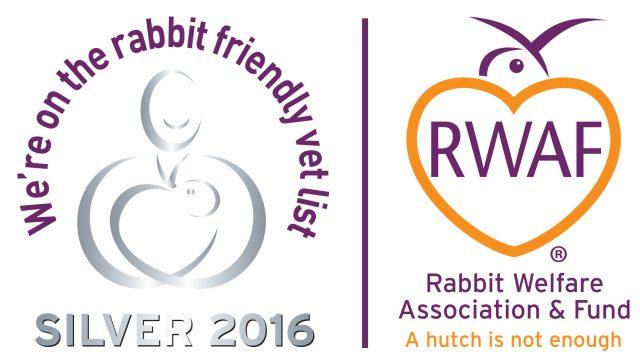 Calder-Vets-RWAF-Rabbit-Friendly-Vets-Silver-Award